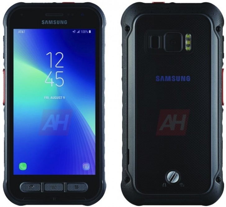 Samsung Galaxy Active 1 - گلکسی اکتیو سامسونگ را در این رندر ببینید