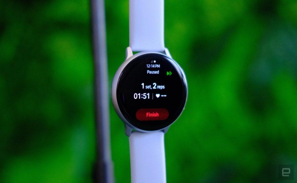 ساعت هوشمند گلکسی واچ اکتیو ۲