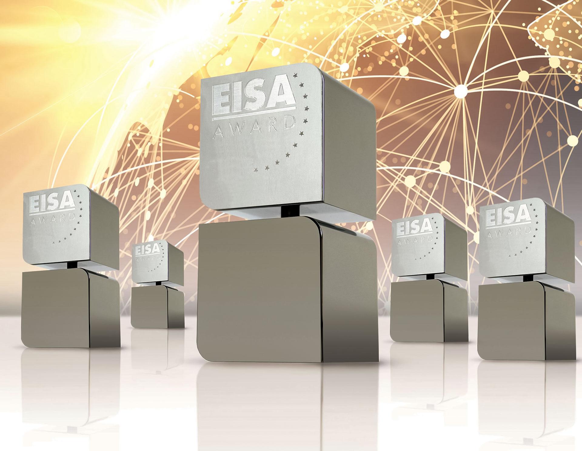 جوایز انجمن صوت و تصویر اروپا (EISA) در چنگ چینی ها