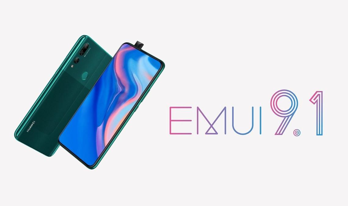 آپدیت رابط کاربری EMUI 9.1 برای هواوی Y9 پرایم ۲۰۱۹ رسما ارایه شد