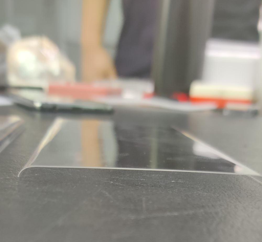 hw mate 30 curvature leaked 1 img 2 - میزان خمیده بودن نمایشگر هواوی میت ۳۰ پرو بیشترین در نوع خود است