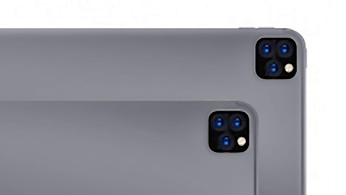 دوربین آیپد پرو ۲۰۱۹