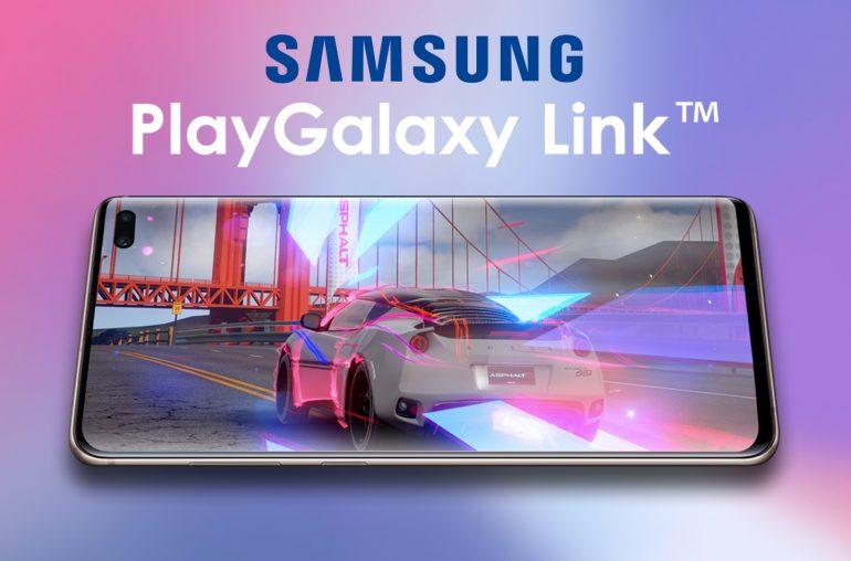 سرویس استریم بازی سامسونگ PlayGalaxy Link ارایه خواهد شد