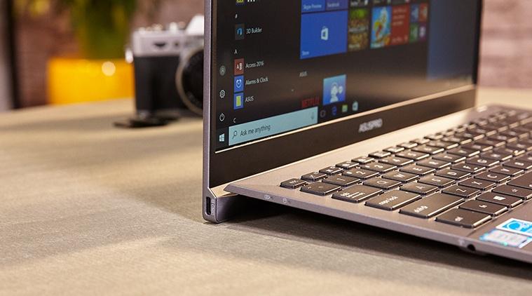 ایسوس پرو بی ۹ ( Asus Pro B9) یک لپتاپ ۱۴ اینچی با وزن ۸۸۰ گرم و نسبت نمایشگر به بدنه ۹۴ درصد است