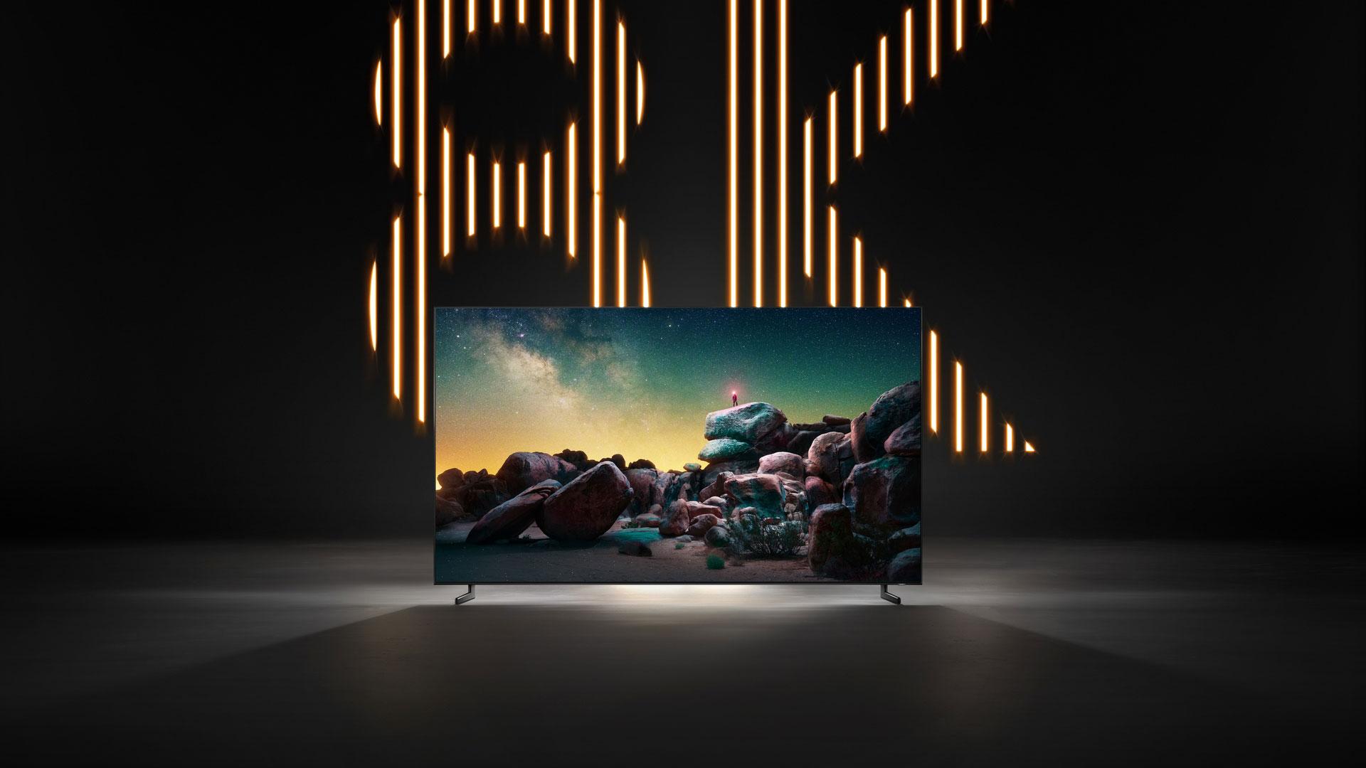 مشخصات تلویزیون 8K توسط انجمن 8K اعلام شد