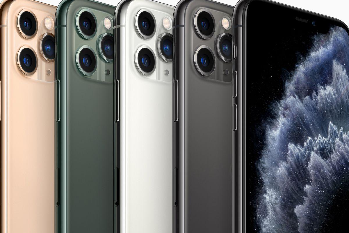رنگ های آیفون ۱۱ پرو (iPhone 11 Pro) و آیفون ۱۱ پرو مکس را ببینید