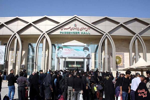 اینترنت رایگان اربعین ۹۸ در مرز مهران
