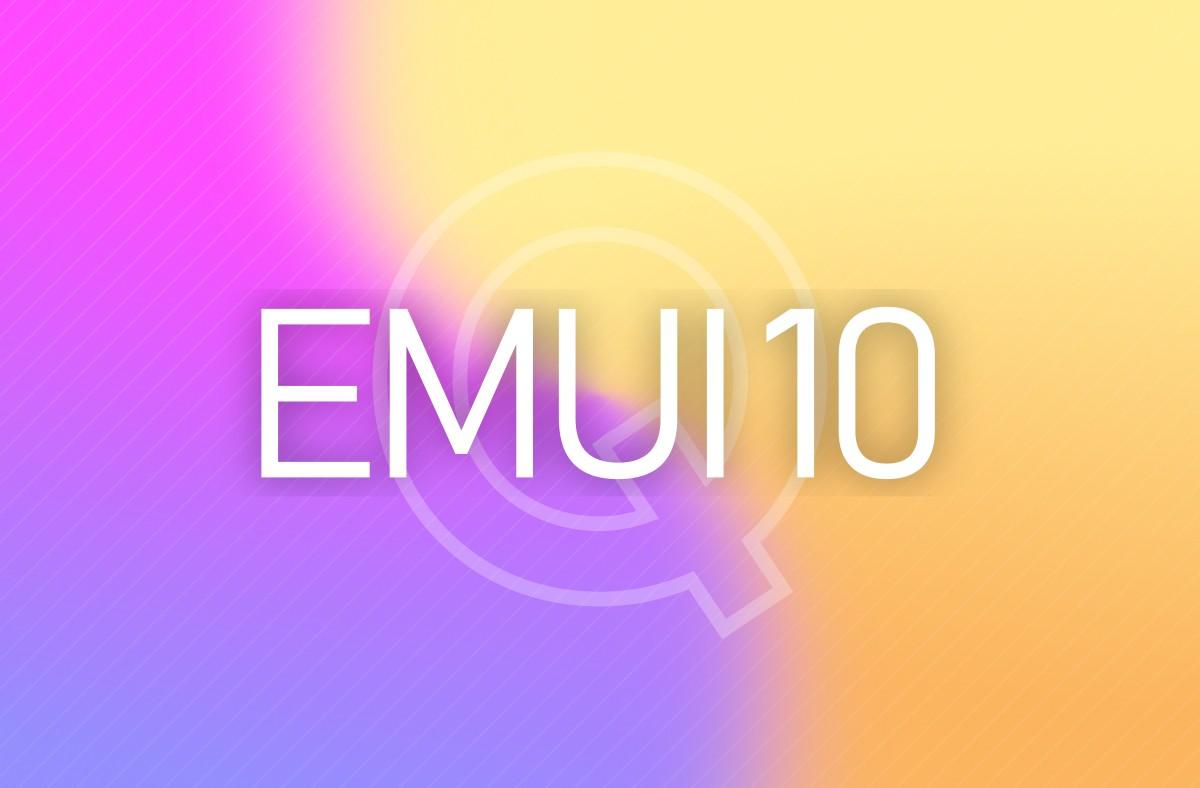 آپدیت EMUI 10