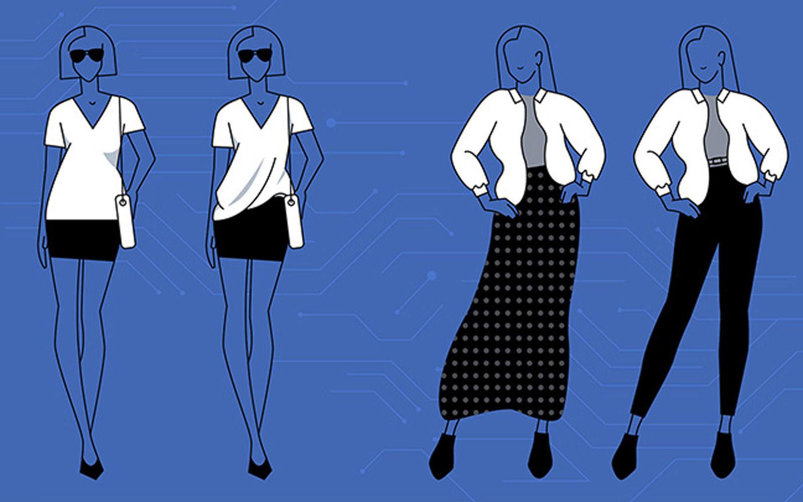 نرم افزار هوش مصنوعی فیسبوک به شما در طراحی مد کمک می کند