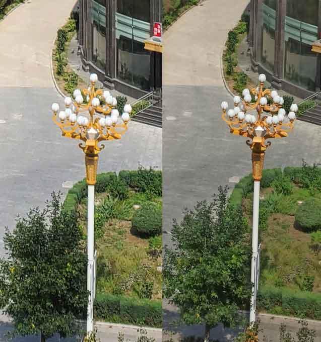 مقایسه دوربین ردمی نوت ۸ پرو با گلکسی نوت ۱۰ پلاس