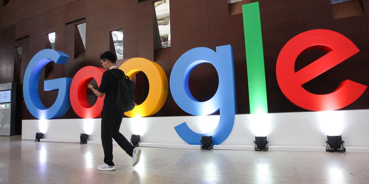 تولد ۲۱ سالگی گوگل