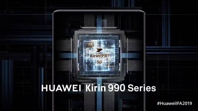هواوی کایرین ۹۹۰ (Kirin 990) با مودم 5G داخلی