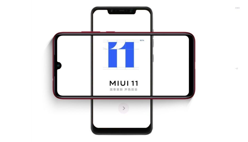 آپدیت اندروید ۱۰ شیائومی با رابط کاربری MIUI 11