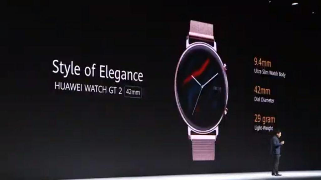 ساعت هوشمند هواوی واچ جی تی ۲
