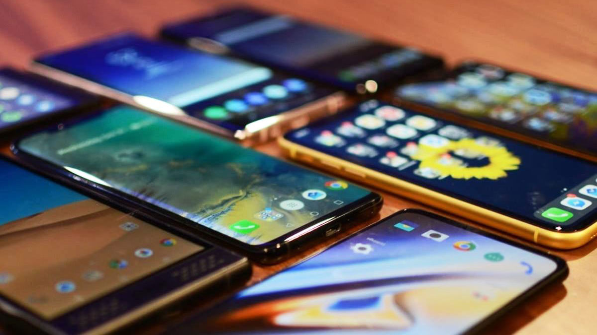 واردات موبایل