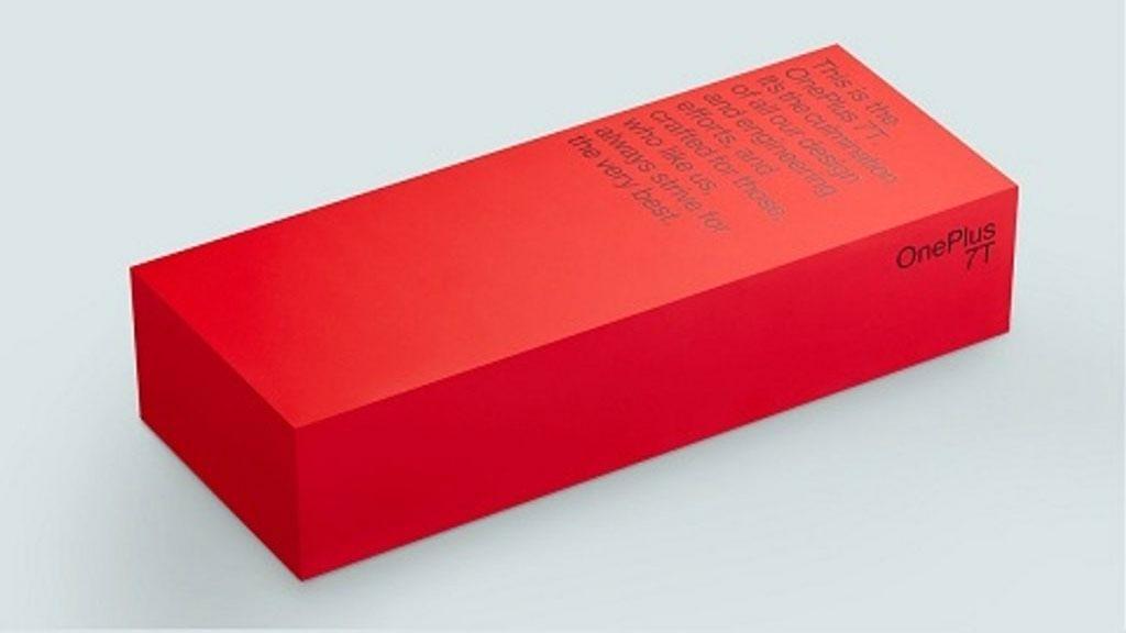 جعبه وان پلاس ۷ تی پرو (Oneplus 7T Pro) را ببینید