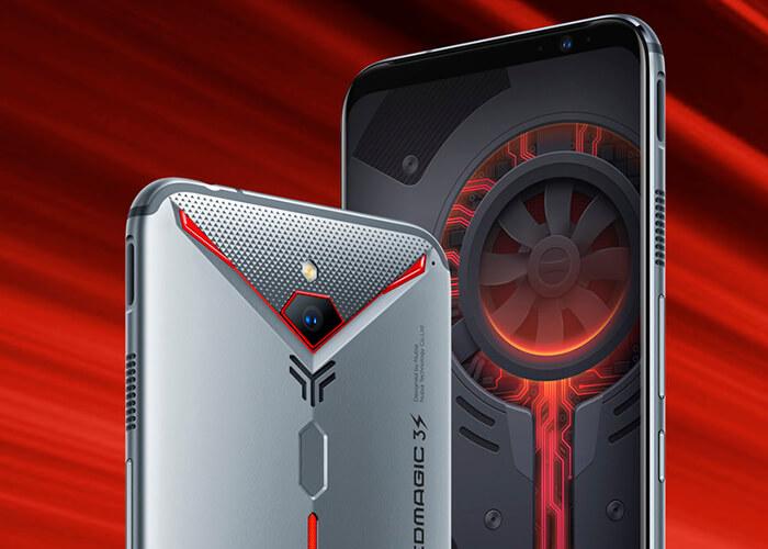 گوشی گیمینگ رد مجیک ۳ اس (Red Magic 3s) با اسنپدراگون ۸۵۵ پلاس و قیمت ۴۱۹ دلار رسما معرفی شد