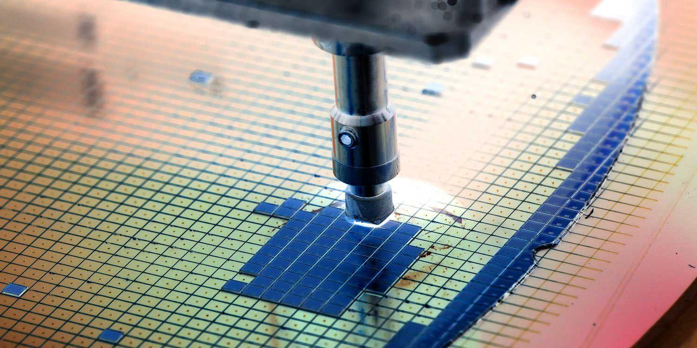 چیپست ۵ نانومتری TSMC