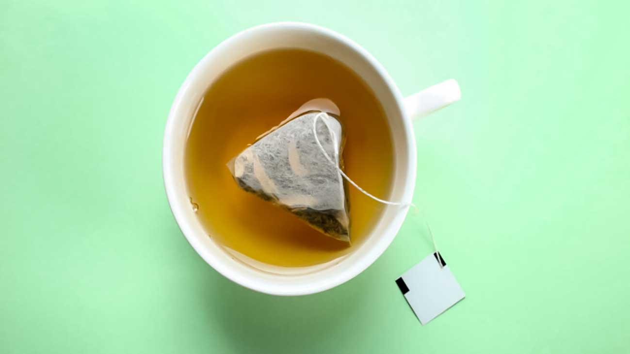 چای کیسه ای و دمنوش ها میلیاردها ذره ریز پلاستیکی دارند