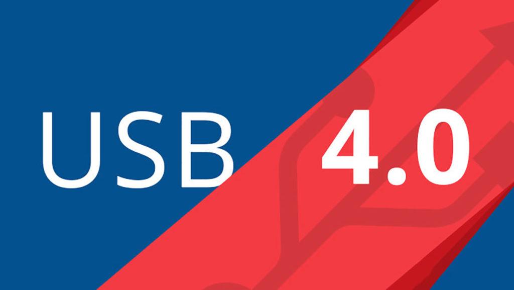 مشخصات USB 4.0