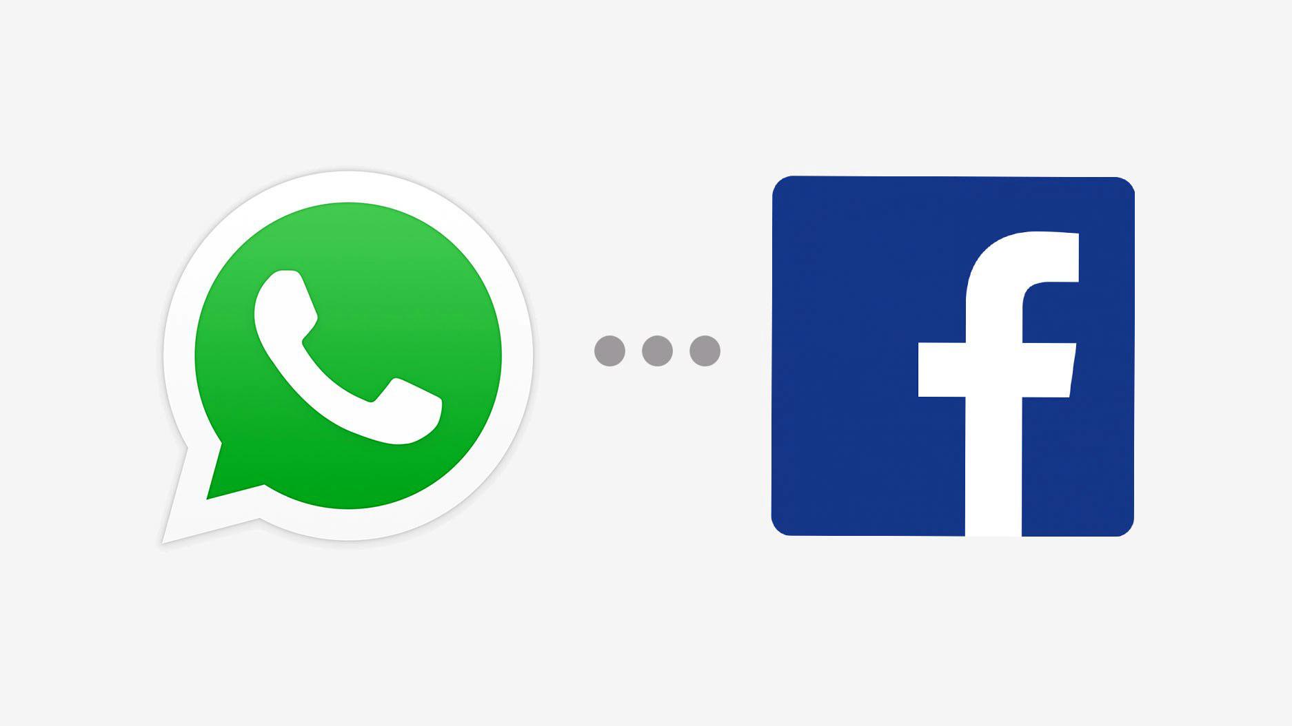 فیسبوک و واتساپ