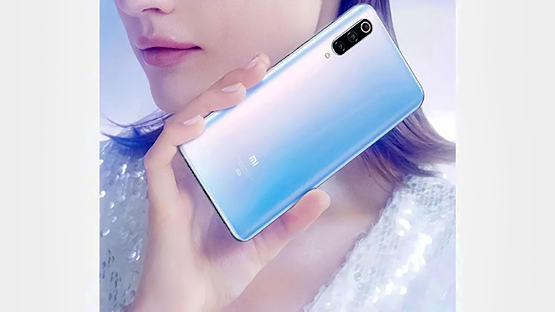 شیائومی می ۹ پرو 5G را در رنگ سفید رویایی ببینید