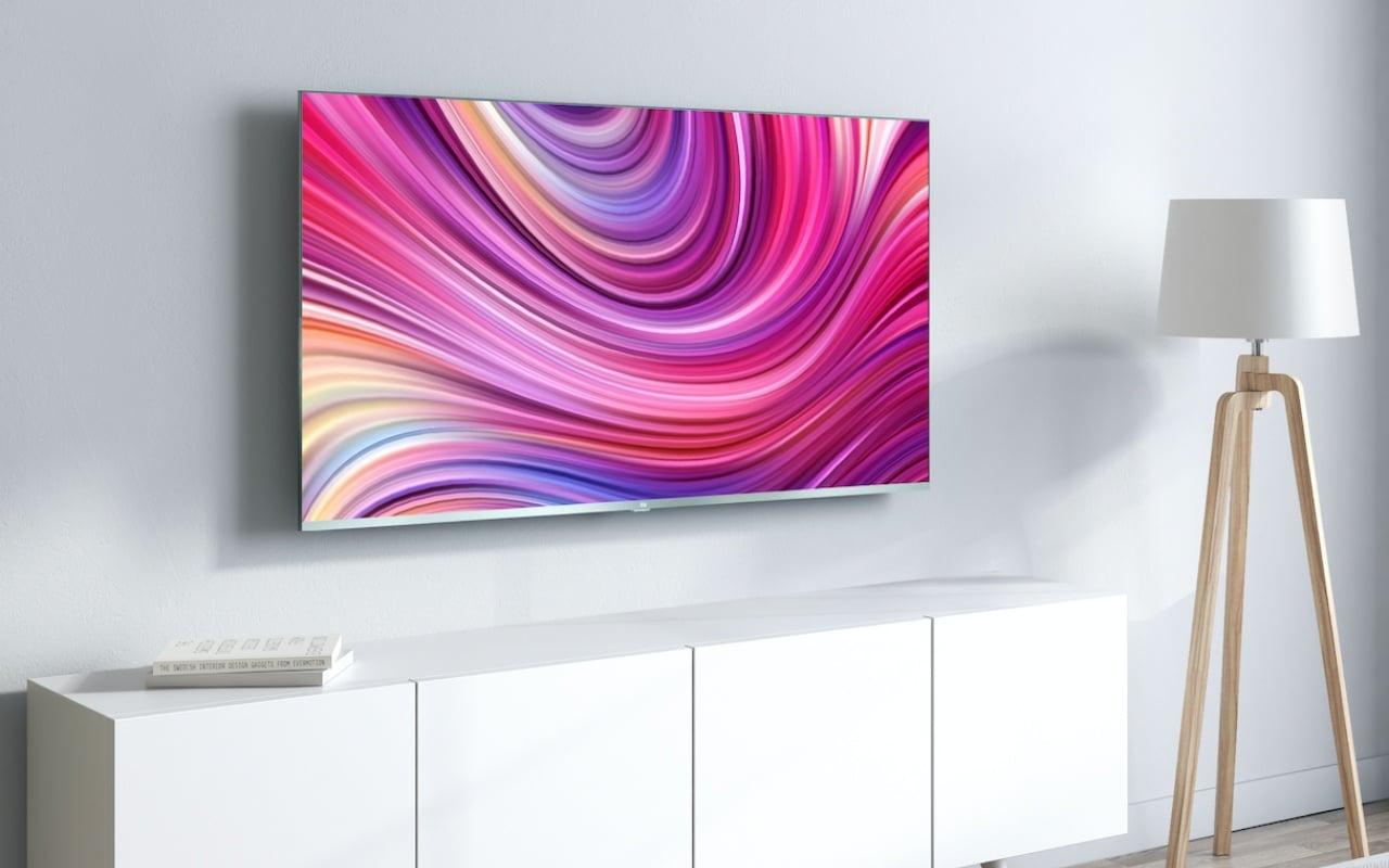 تلویزیون هوشمند شیائومی Mi Full Screen TV Pro با رزلوشن 4K معرفی شد