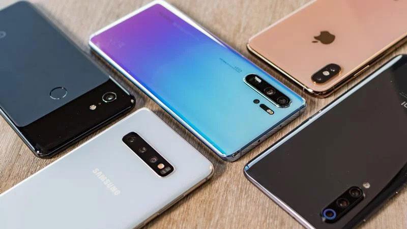 موبایل های ۲۰۱۹