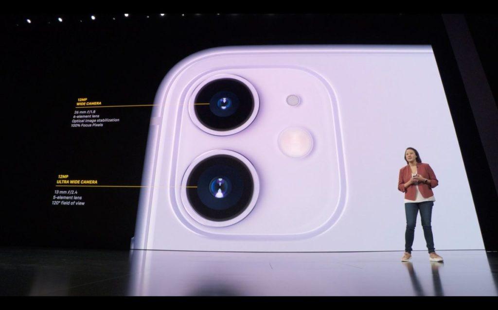 دوربین آیفون ۱۱