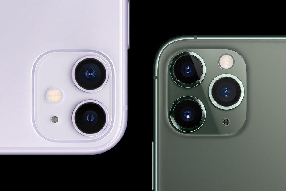 دوربین آیفون ۲۰۱۹