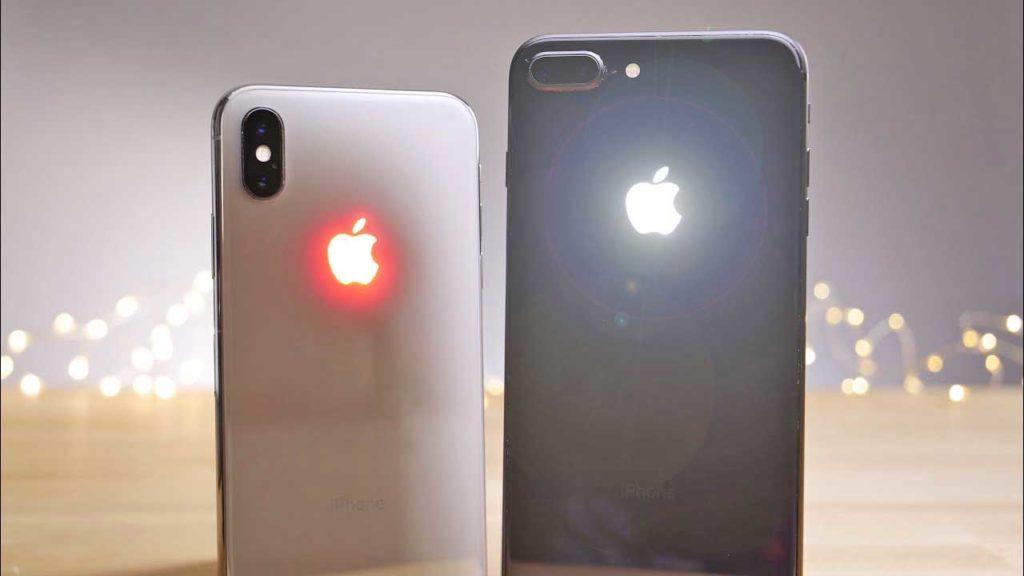 لوگو LED اپل