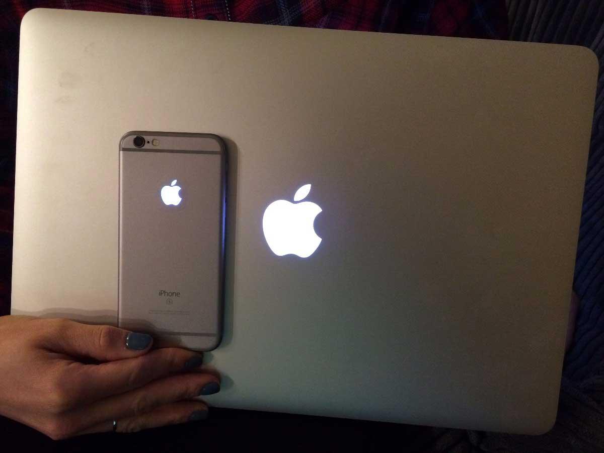 لوگو LED اپل در آیفون های آتی محتمل است