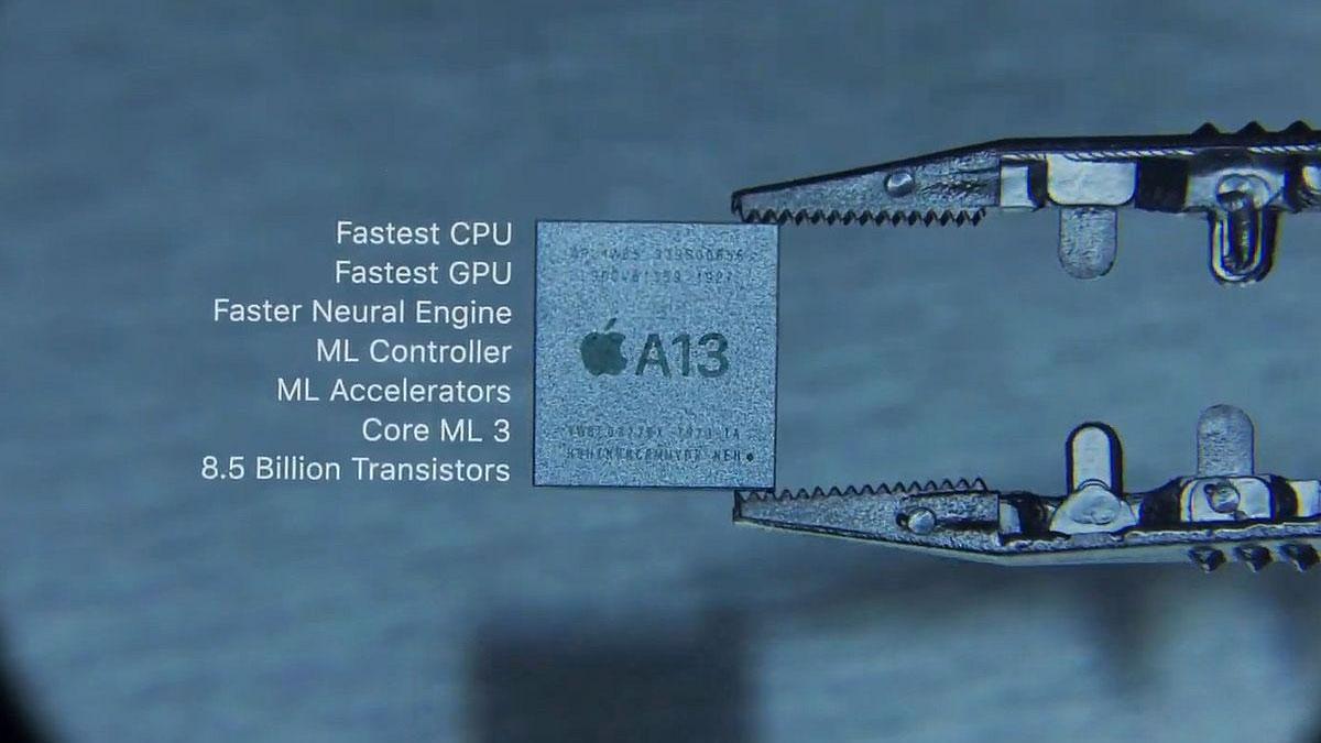 اپل A13