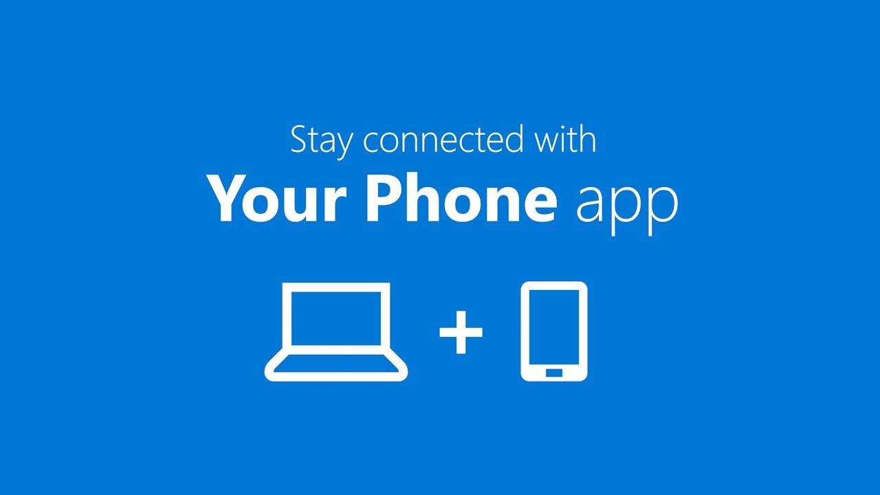 قابلیت تماس با ویندوز ۱۰ از طریق نرم افزار Your Phone فراهم خواهد شد