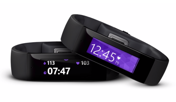 ساعت هوشمند مایکروسافت