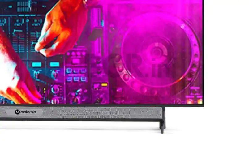 تلویزیون هوشمند موتورولا ۲۵ شهریور معرفی می شود