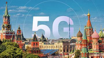 چراغ سبز روسیه به هواوی برای راه اندازی شبکه 5G این کشور
