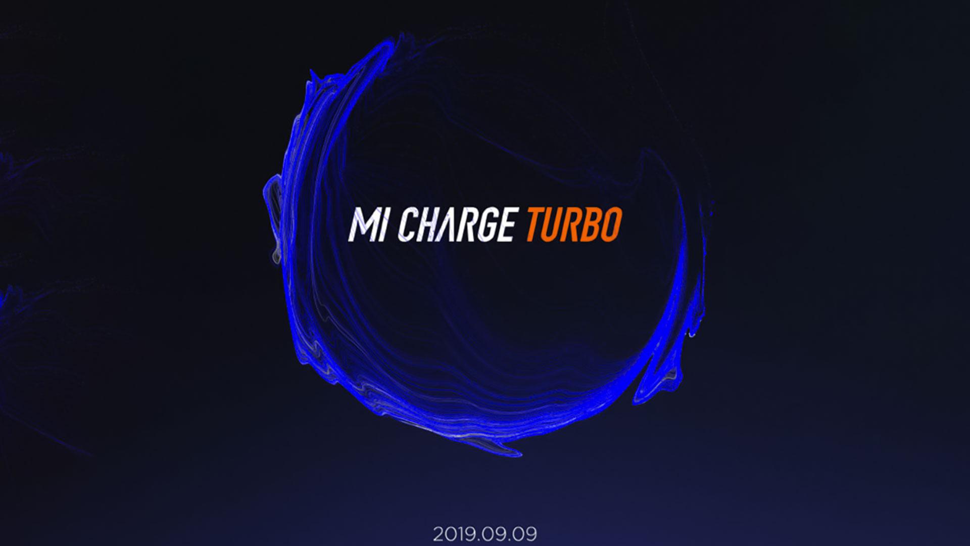 شارژر ۱۰۰ وات شیائومی در مراسم Mi Charge Turbo تاریخ ۱۸ شهریور ۹۸ معرفی خواهد شد