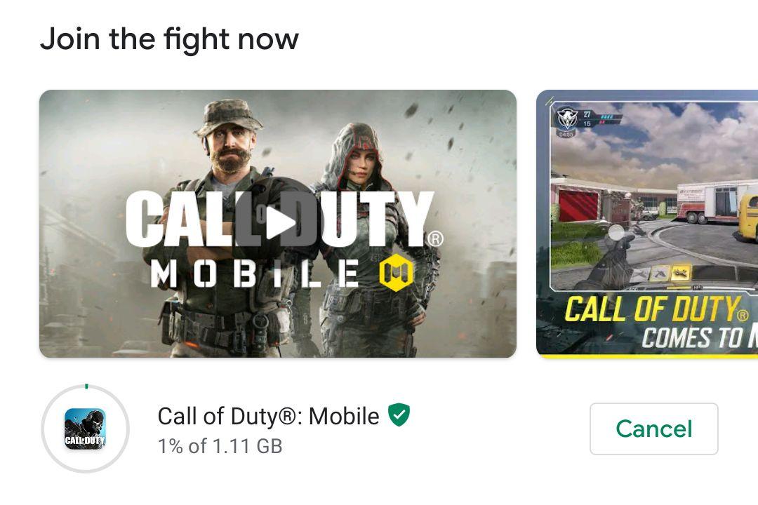 بازی کال آف دیوتی (Call of Duty) اندروید و iOS رسما عرضه شد، دانلود کنید