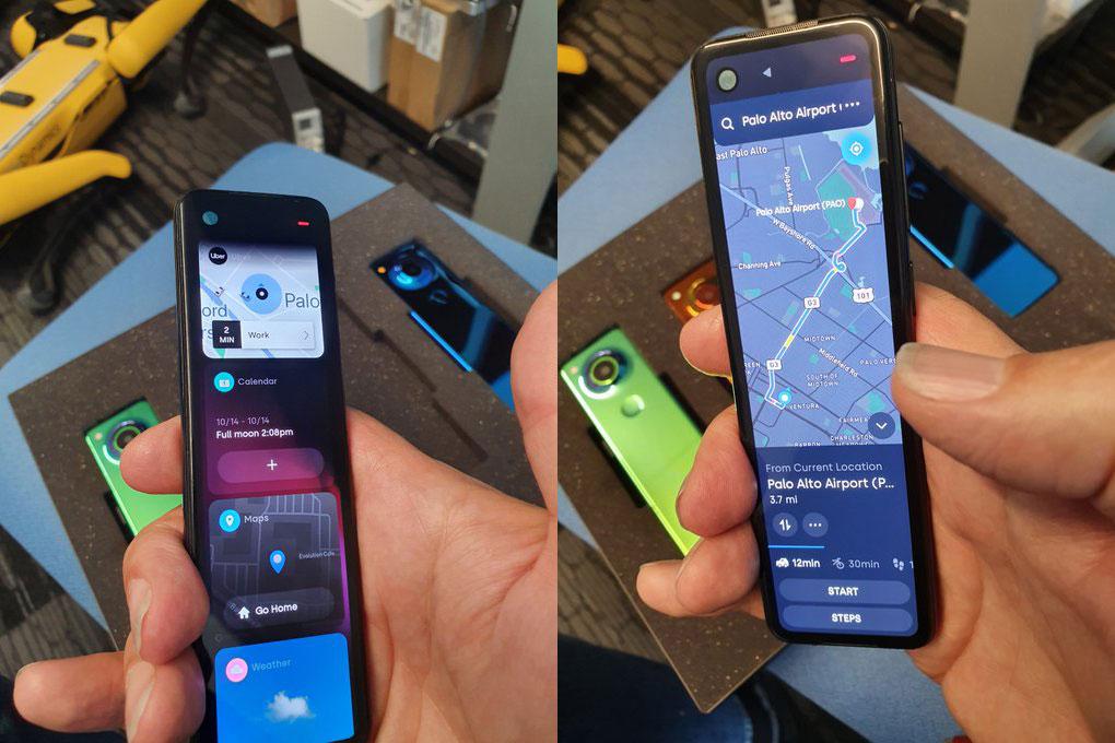 رابط کاربری ویژه اسنشال فون