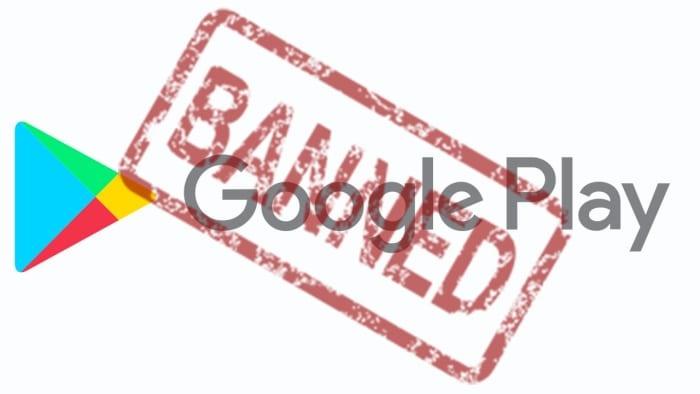 فیلترینگ گوگل پلی استور