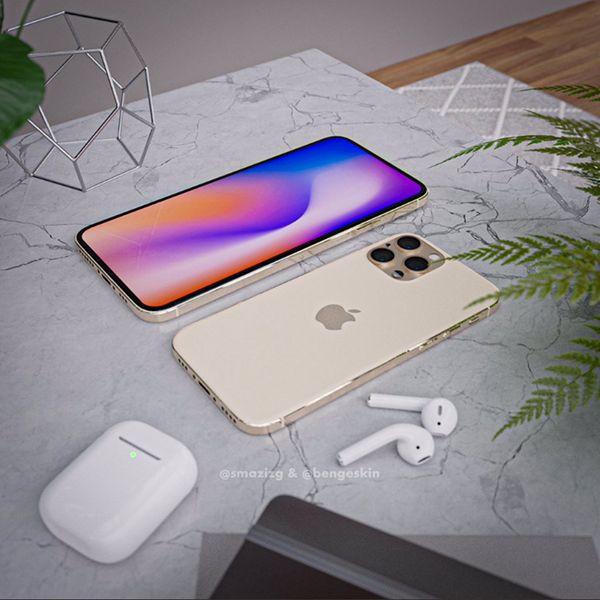 طراحی آیفون ۱۲ (iPhone 12) آغاز یک تفاوت خواهد بود