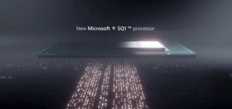 مایکروسافت SQ1