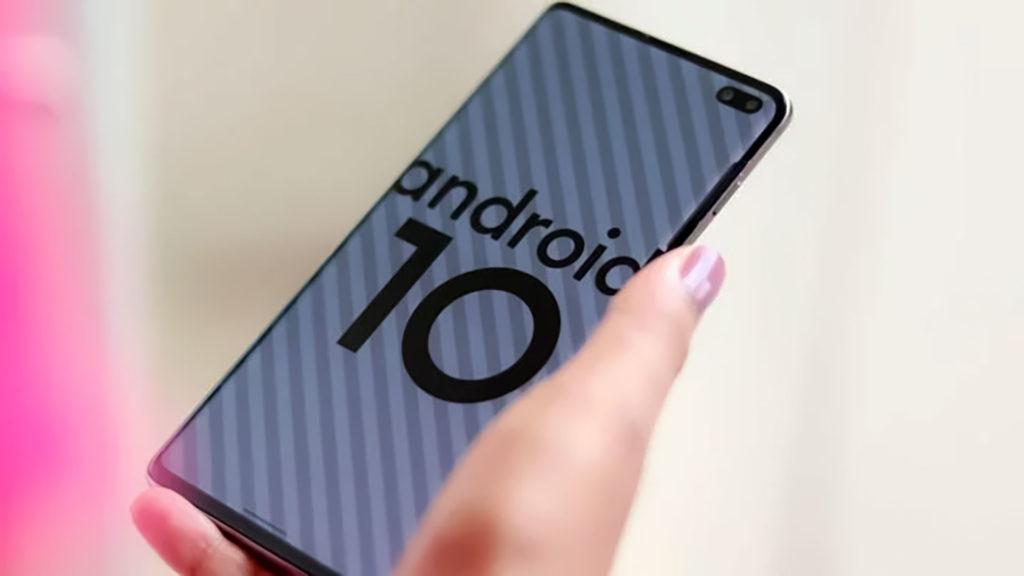 آپدیت آزمایشی اندروید ۱۰ گلکسی اس ۱۰ با رابط کاربری One UI 2.0