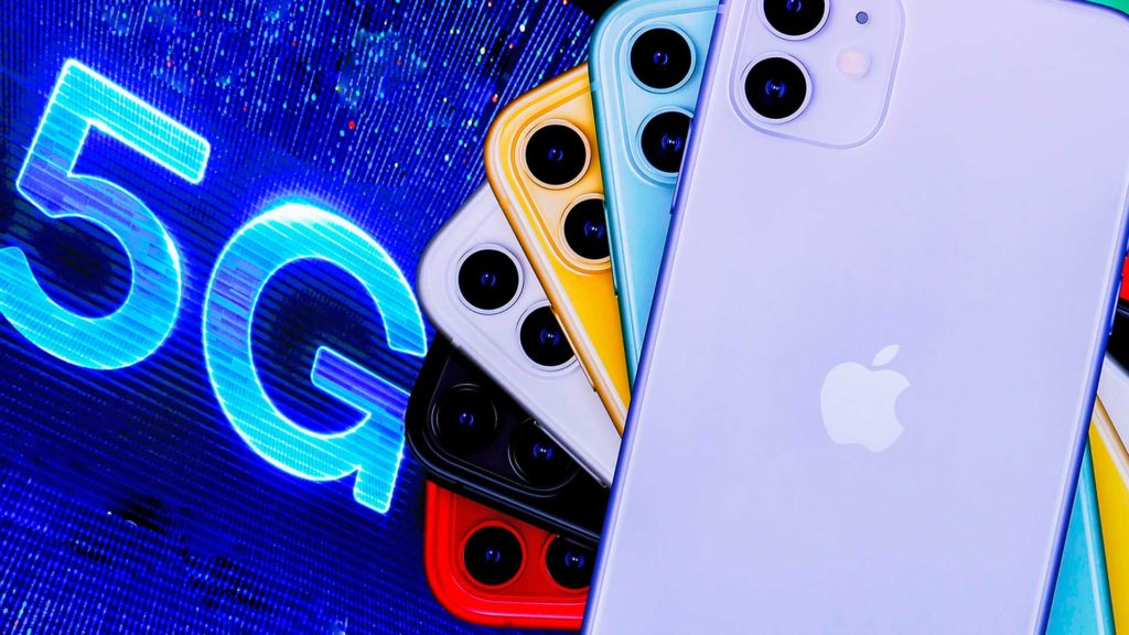 آیفون 5G
