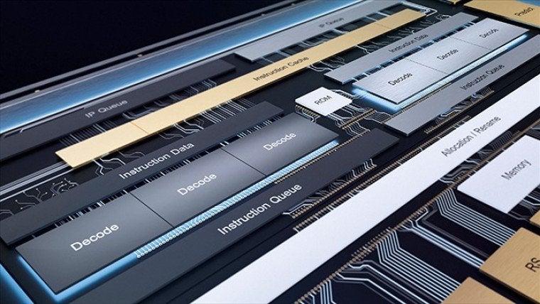 معماری ۱۰ نانومتری Tremont اینتل رسما معرفی شد