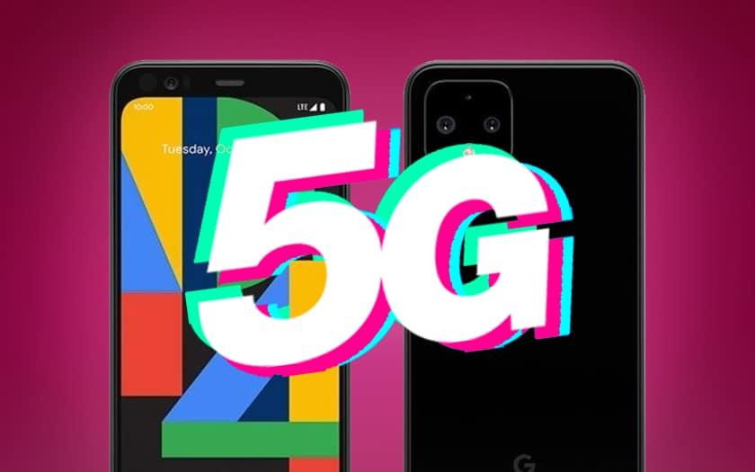 پیکسل ۴ نسخه 5G