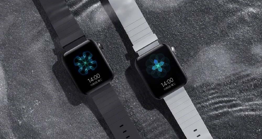 ساعت هوشمند شیائومی می واچ (Mi Watch) را پیش از معرفی رسمی ببینید