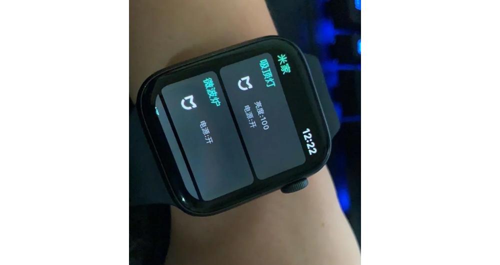 ساعت هوشمند شیائومی می واچ (Mi Watch)