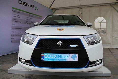 اعلام آمادگی ایران خودرو برای تولید خودرو هیبریدی با یک شرط بزرگ